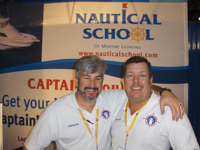 Instructor's Chris and Jim