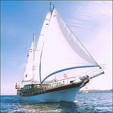 Captain Bill's Sailing Yacht