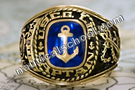 Captain's Ring - LIFETIME GUARANTEE!