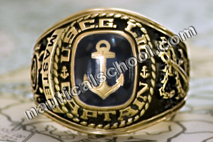 Captain's Ring - BEST PRICE ON INTERNET!